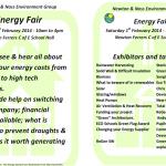 Newton & Noss Energy Fair