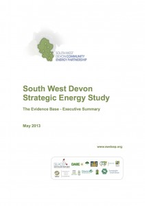Strategic Energy Study Evidence Base - Executive Summary